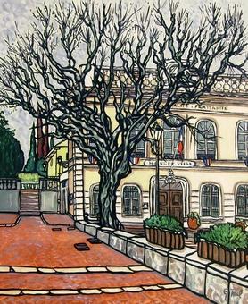 Hôtel de ville de Mouans-Sartoux